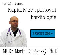 E-kniha Kapitoly ze sportovní kardiologie