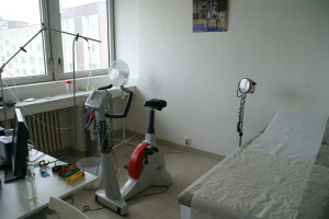 Zátěžová laboratoř Medopsport