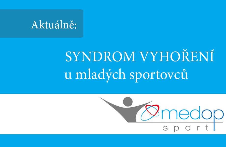 Syndrom vyhoření u mladých sportovců, www.medopsport.cz