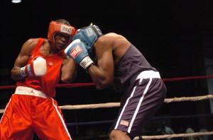 Ilustrační foto: Boxerský zápas