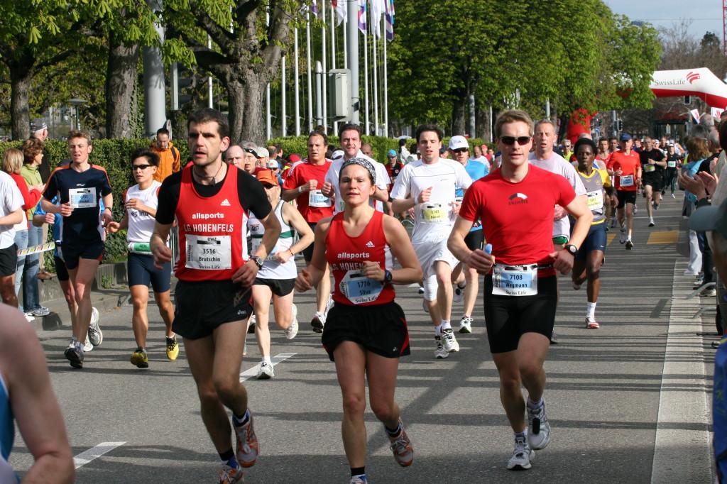 Ilustrační obrázek: Maratonský běh, autor: Chris Brown (by Wikimedia Commons)
