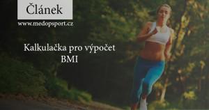 Náhledový obrázek pro kalkulačku na výpočet BMI
